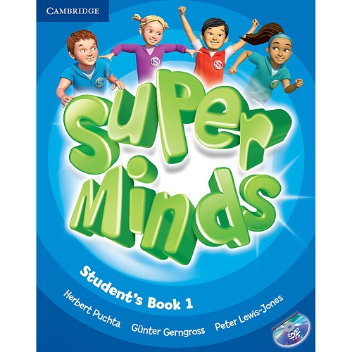 Super Minds 1