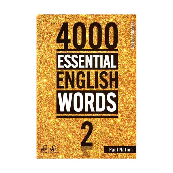۴۰۰۰ Essential English Words 2 2nd edition
