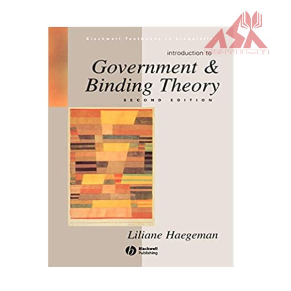 Government and Binding Theory Second Edition