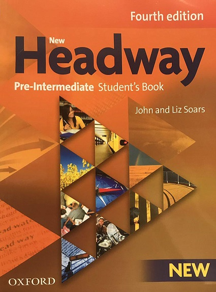 New Headway Pre-Intermediate 4th Edition