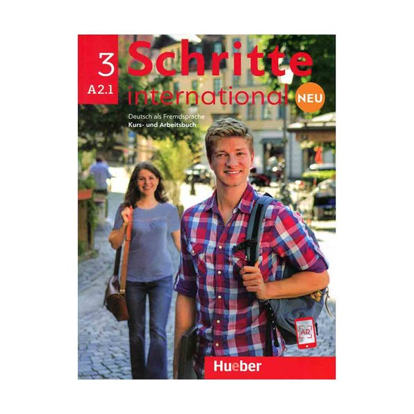 Schritte International 3 Neu A2.1 SB+WB+CD
