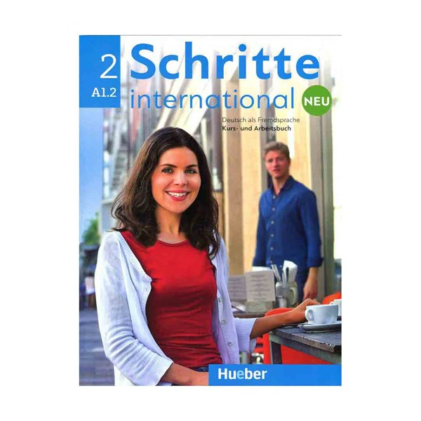 Schritte International 2 Neu A1.2 SB+WB+CD