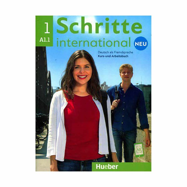Schritte International 1 Neu A1.1 SB+WB+CD