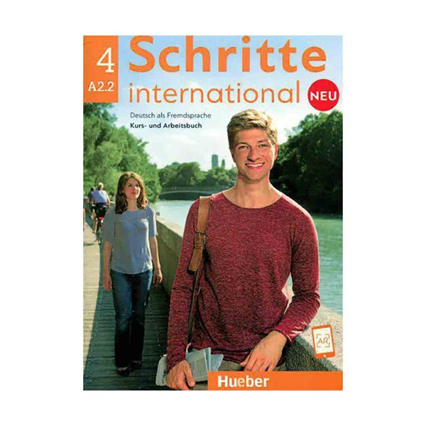 Schritte International 4 Neu A2.2 SB+WB+CD