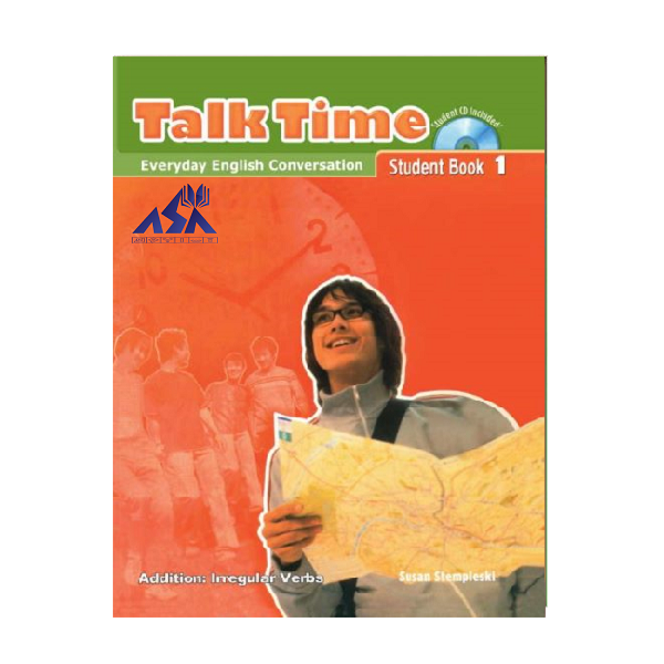 Talk Time 1 Student Book Everyday English Conversation