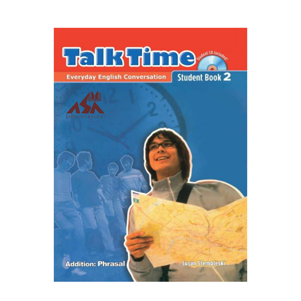 Talk Time 2 Student Book Everyday English Conversation