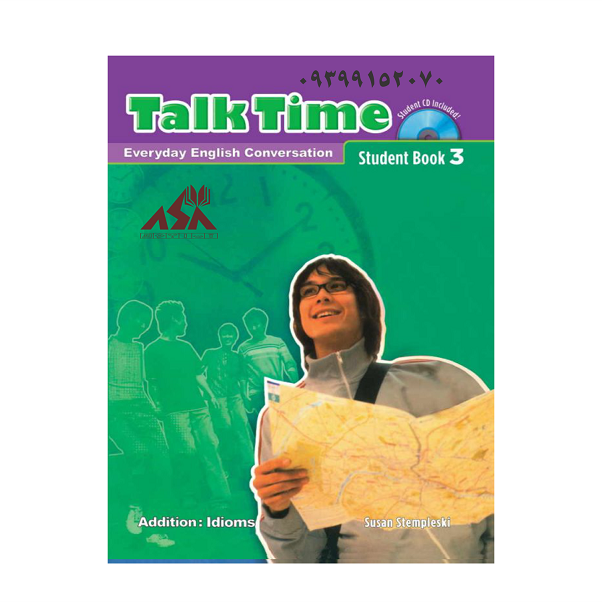 Talk Time 3 Student Book Everyday English Conversation
