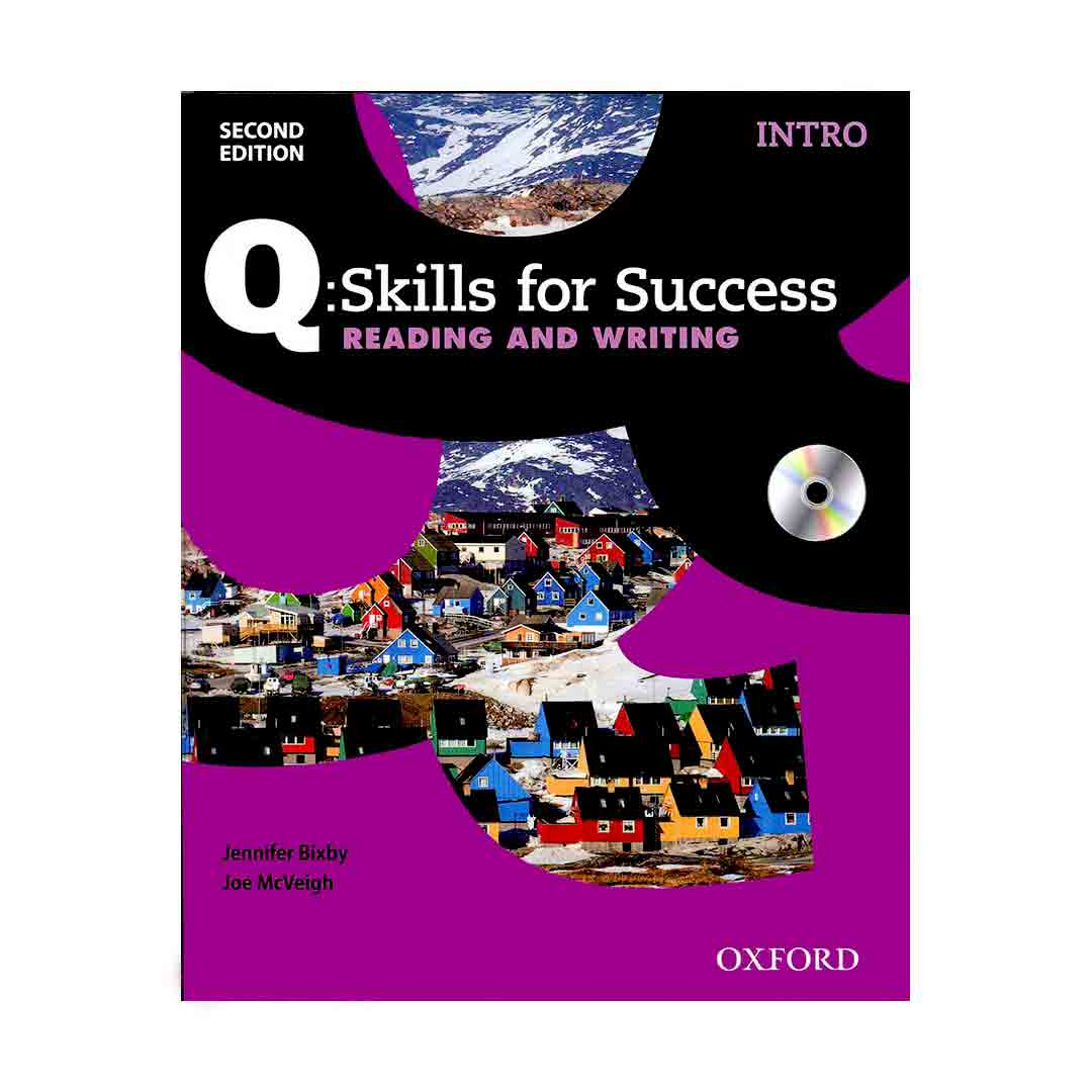 Q Skills for Success 2nd Intro Reading and Writing+CD