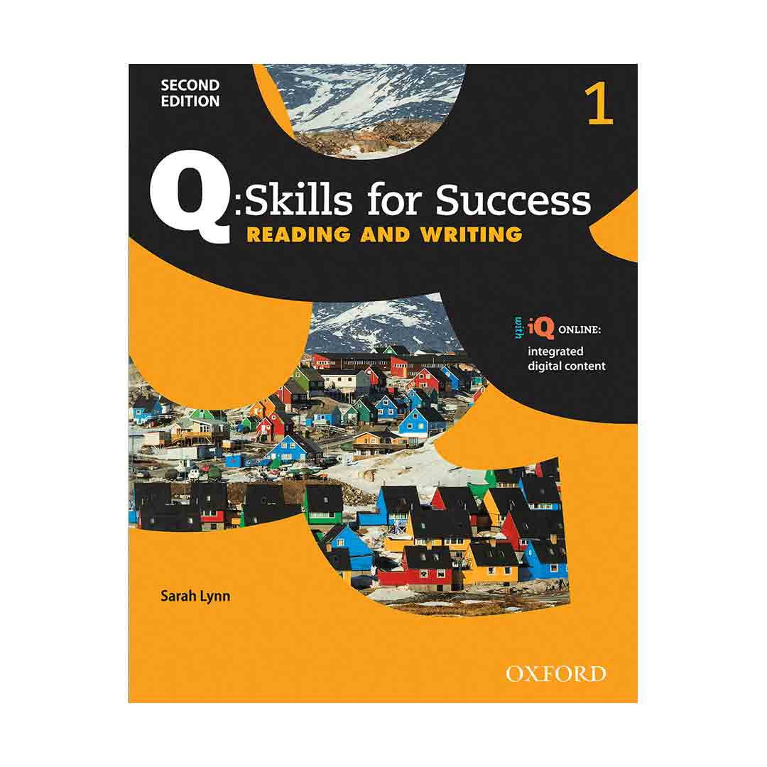 Q Skills for Success 1 2nd  Reading and Writing+CD
