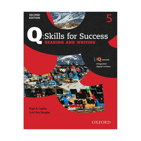 Q Skills for Success 5 2nd  Reading and Writing+CD