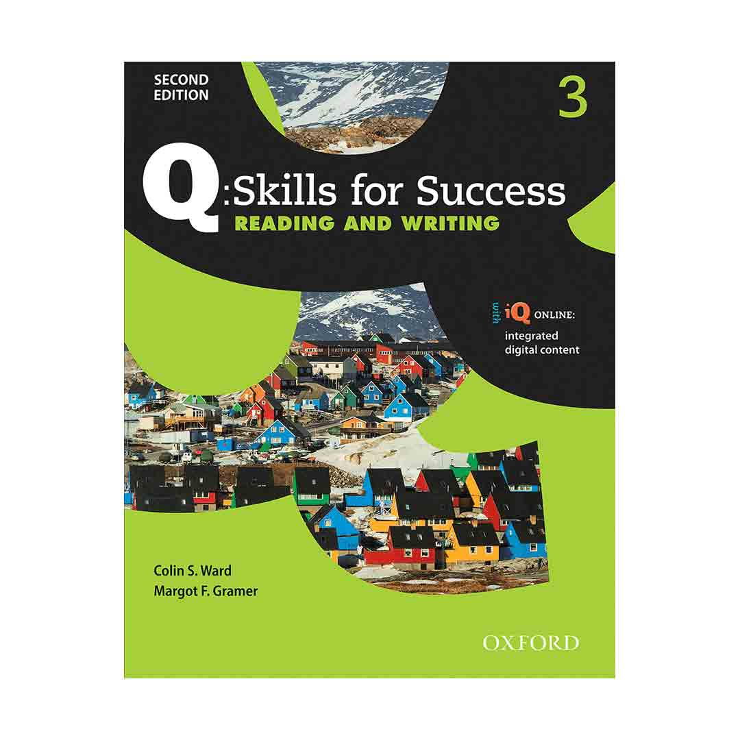 Q Skills for Success 3 2nd  Reading and Writing+CD