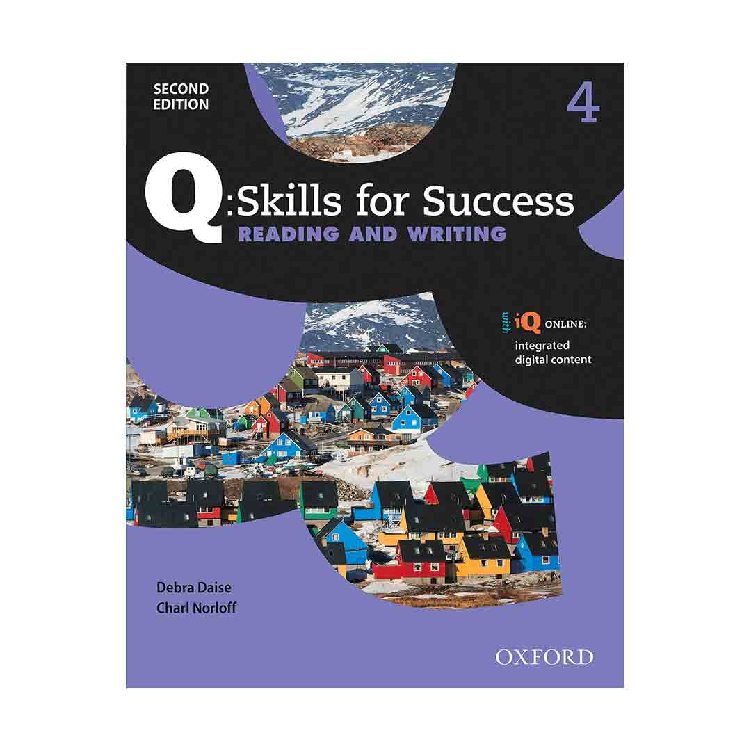 Q Skills for Success 4 2nd  Reading and Writing+CD
