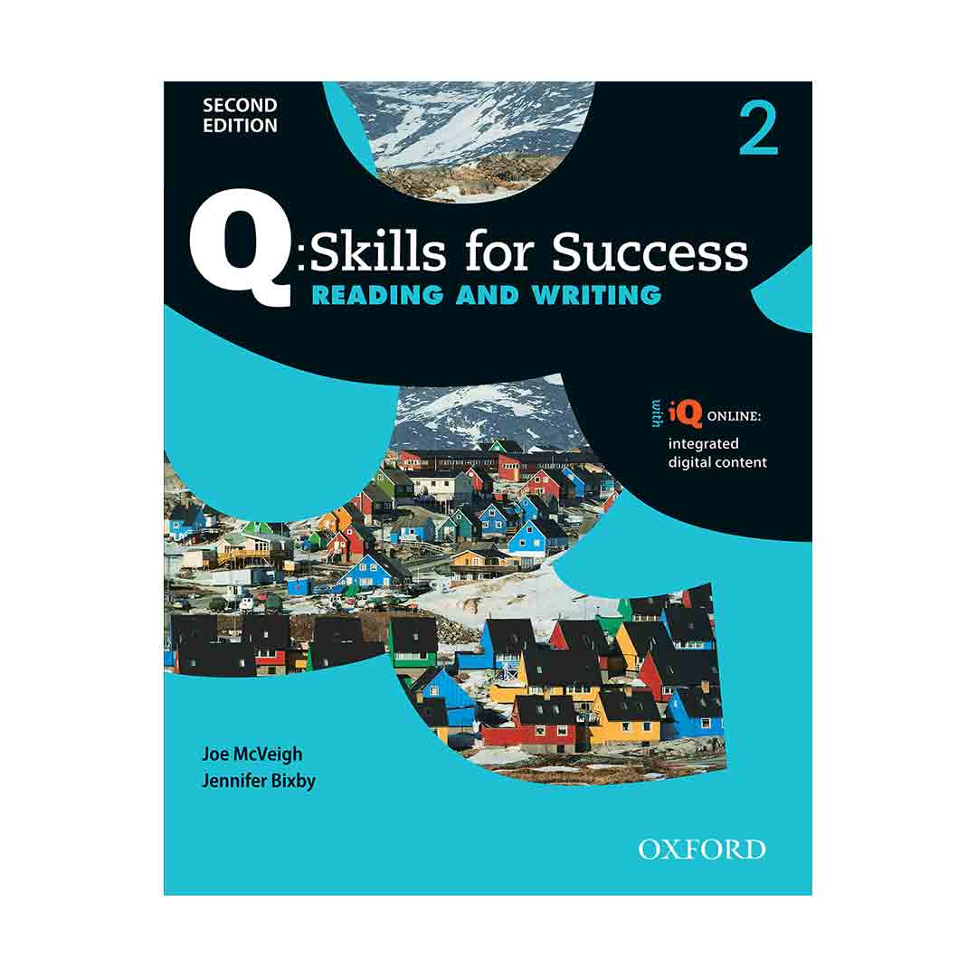 Q Skills for Success 2 2nd  Reading and Writing+CD