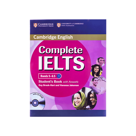 Cambridge English Complete IELTS B2  S+W+CD