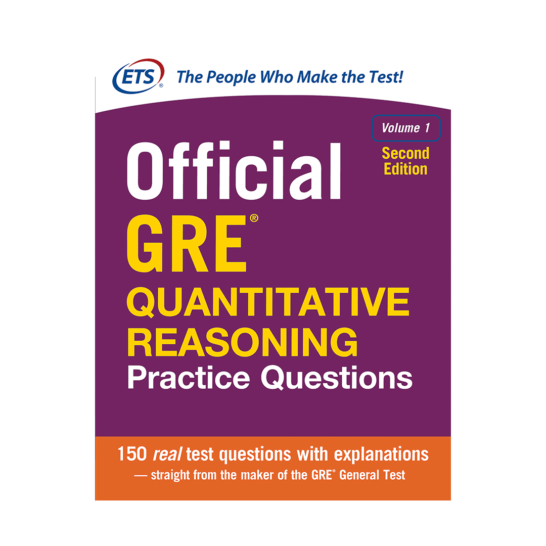 Offical GRE Quantitative Reasoning 2ND