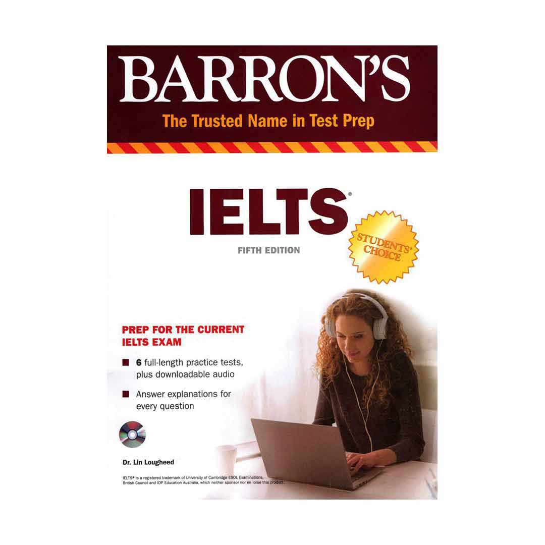 Barrons IELTS 5th