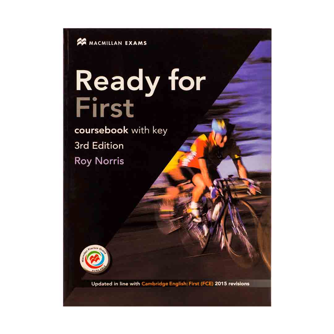 Ready for First coursebook 3rd Edition