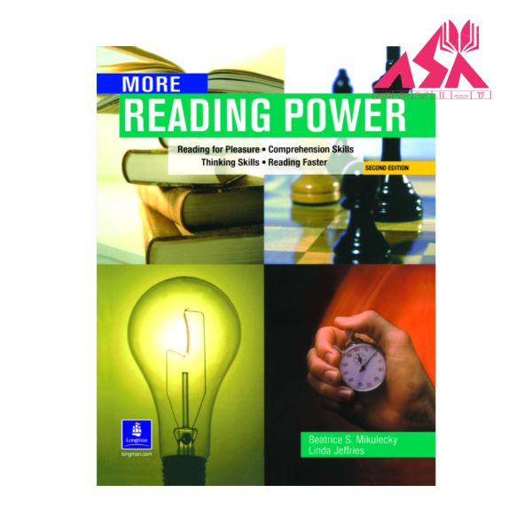 More Reading Power 2nd Edition