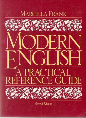Modern English A Practical Reference Guide