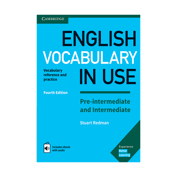 English Vocabulary In use Pre-Intermediate and Intermediate 4th Edition