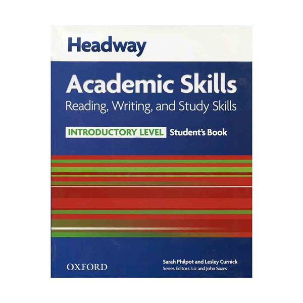 Headway Academic Skills Introductory Reading Writing and Study Skills+CD