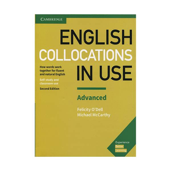English Collocations in Use  2nd Advanced