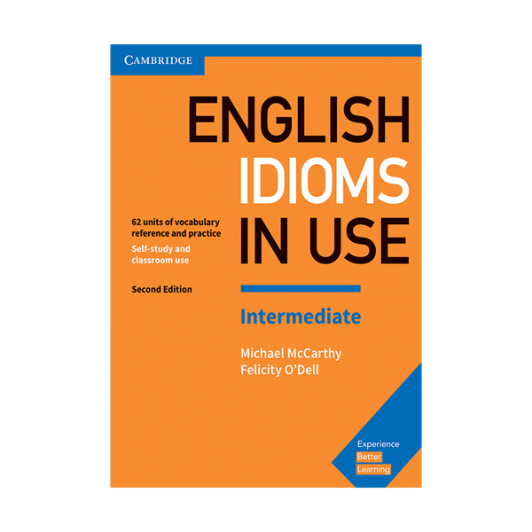 English Idioms In Use 2nd Intermediate