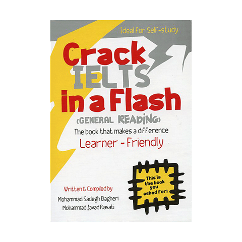 Crack IELTS in a flash General Reading