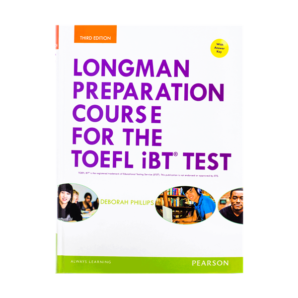 Longman Preparation Course for the TOEFL iBT Test 3rd Edition