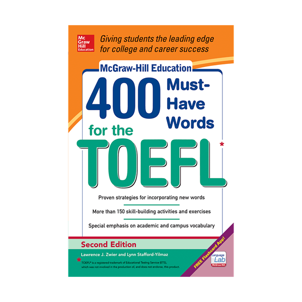 400Must-Have Words for the TOEFL 2nd