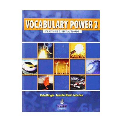 Vocabulary Power 2  Practicing Essential Words