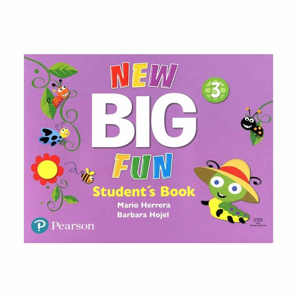 New Big Fun 3 SB+WB +CD+DVD - Glossy Papers