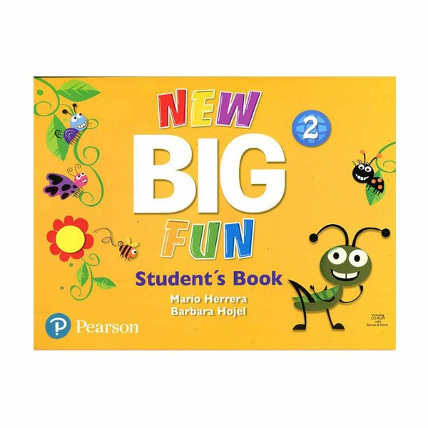 New Big Fun 2 SB+WB +CD+DVD - Glossy Papers