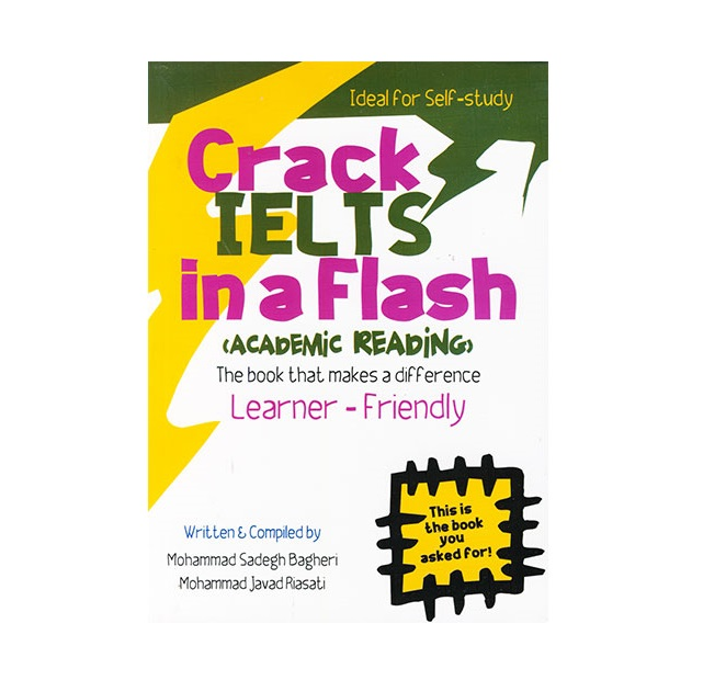 Crack Ielts In a Flash Academic Reading