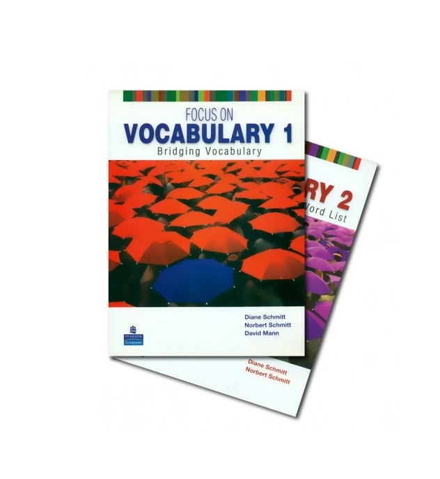 1+2 Focus on Vocabulary