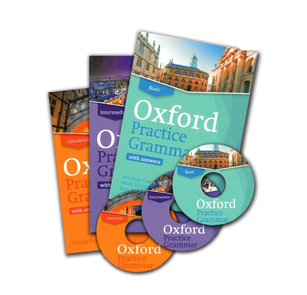 Oxford Practice Grammar+CD پک کامل(جدید)