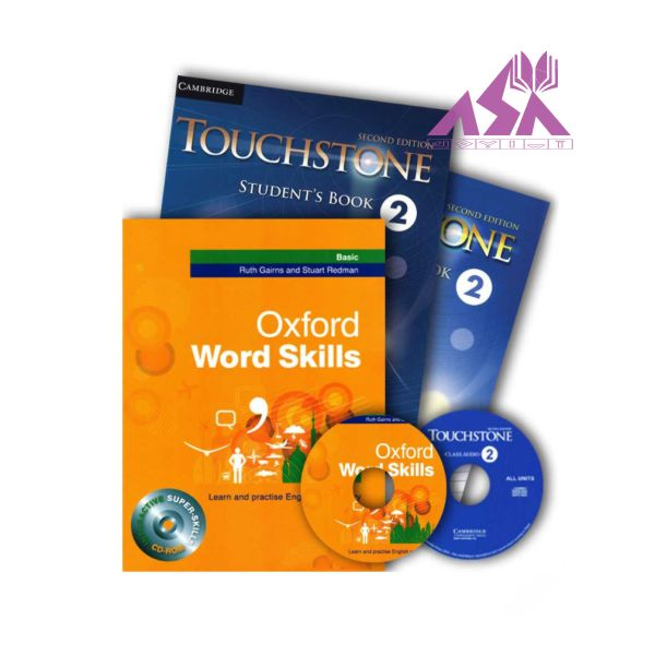 Touchstone 2 + Oxford Word Skills Basic