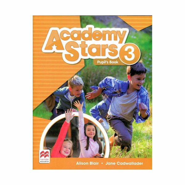 Academy Stars 3 Pupils Book+WB+CD