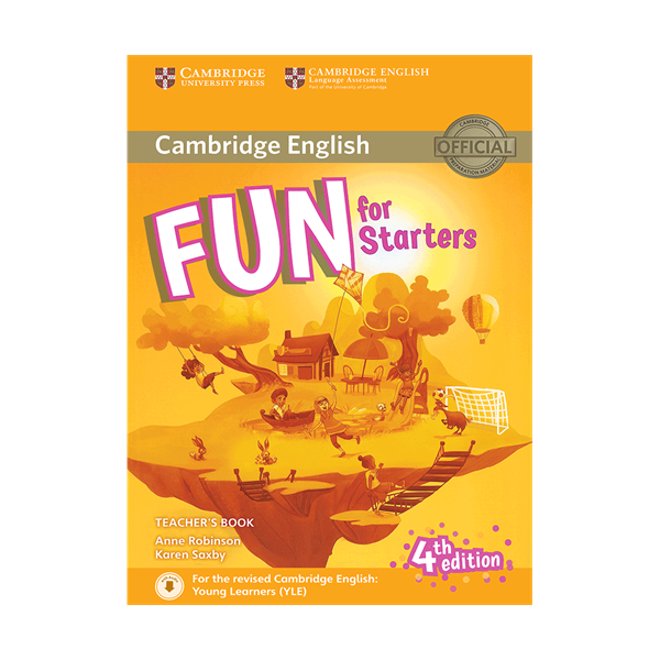 Fun for Starters Teachers Book 4th