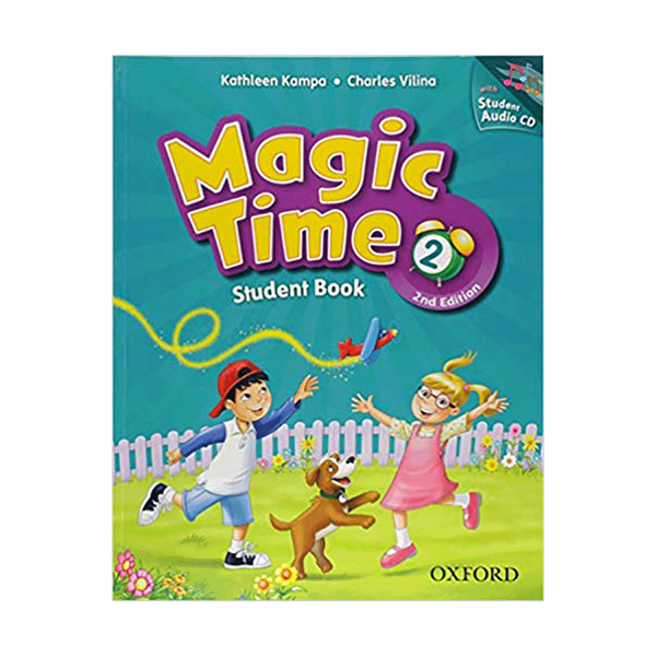 Magic Time 2  2nd