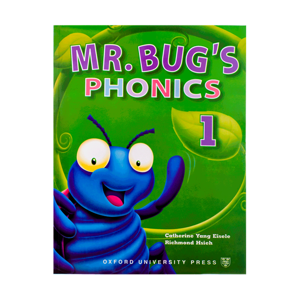Mr Bugs Phonics 1 Student Books
