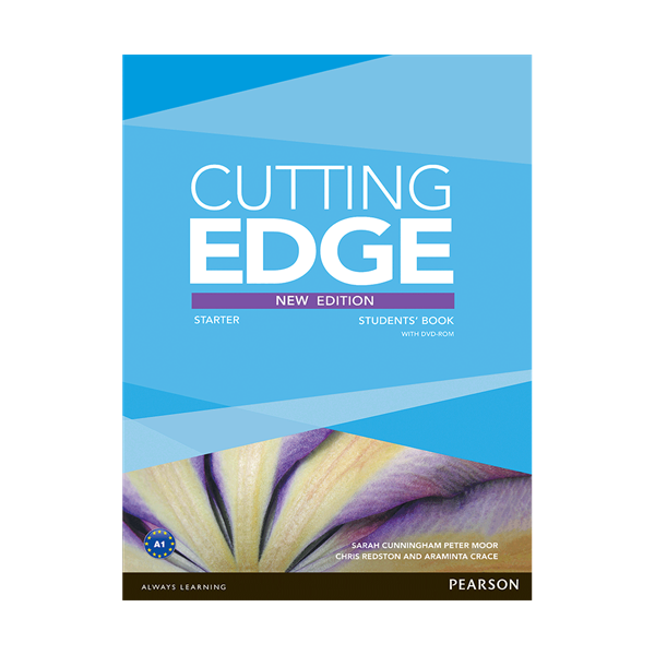 Cutting Edge Starter 3rd SB+WB+CD+DVD