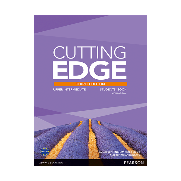 Cutting Edge Upper-Intermediate 3rd SB+WB+CD+DVD