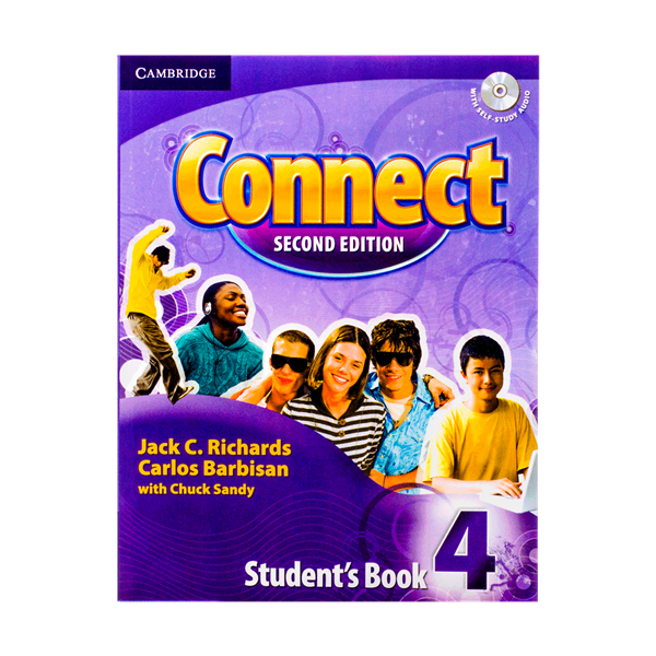 Connect 2nd 4 SB+WB+CD