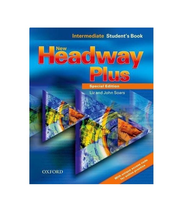 New Headway Plus Intermediate +CD