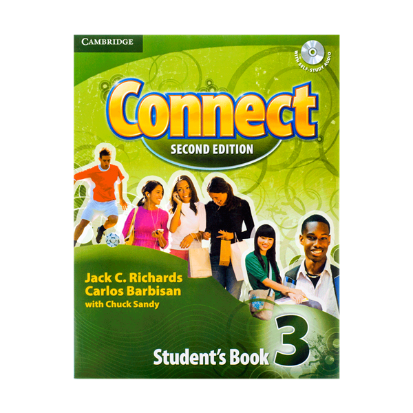 Connect 3 2nd  SB+WB+CD