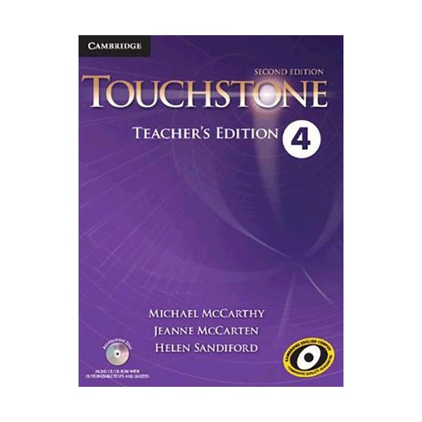 Touchstone 4 2nd  Teachers book
