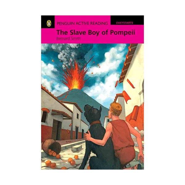 Penguin Active Reading Easy Start The Slave Boy Of Pompeii + CD