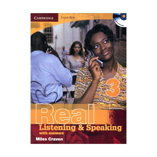 Cambridge English Skills Real Listening and Speaking 3