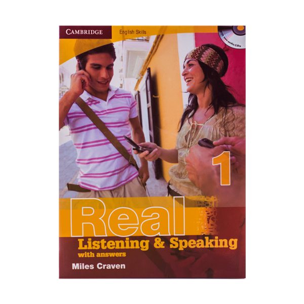 Cambridge English Skills Real Listening and Speaking 1